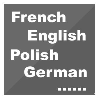 bogate wersje językowe