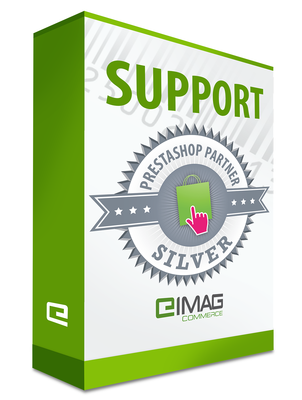 prestashop support pudełko