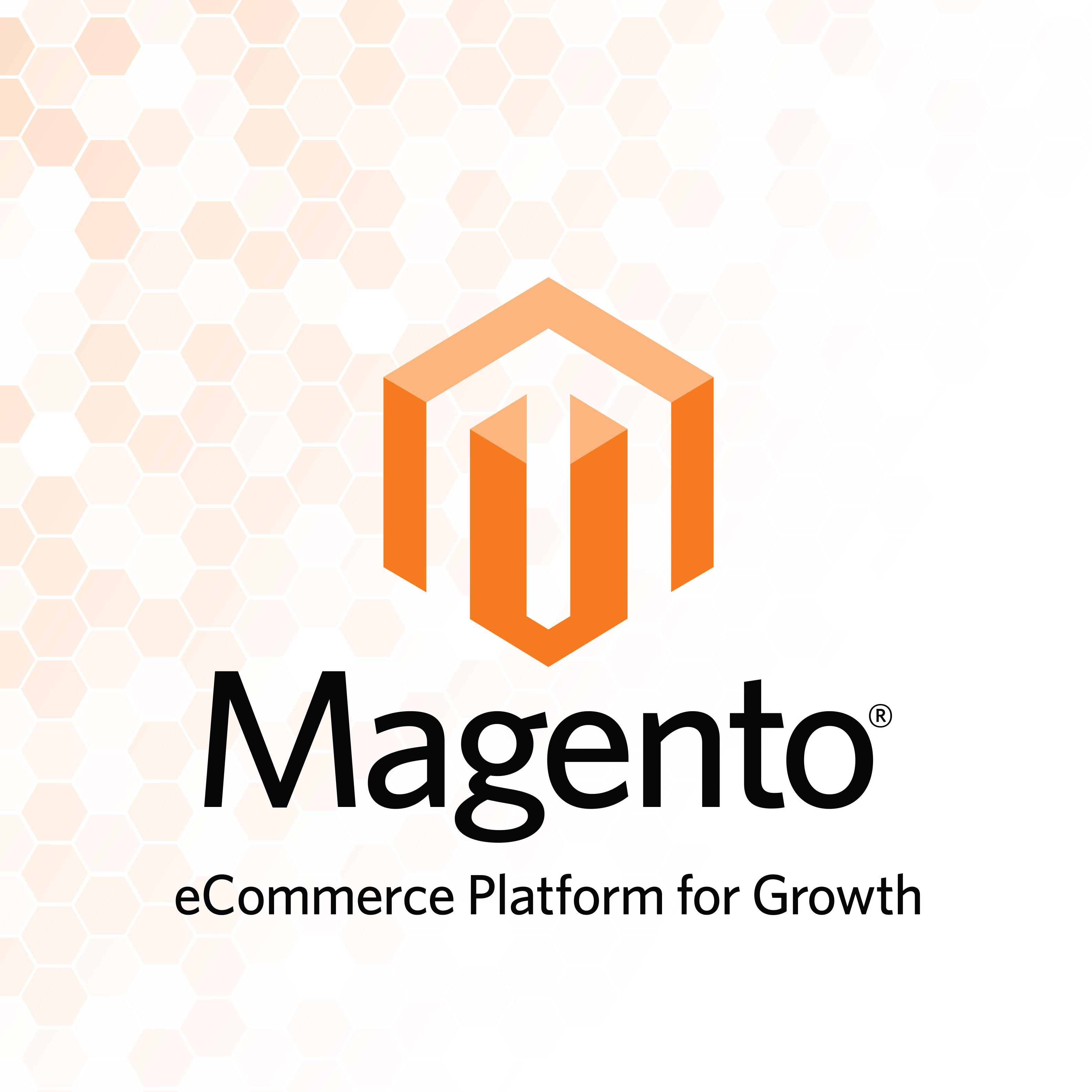 IMAG eStore - Magento logo